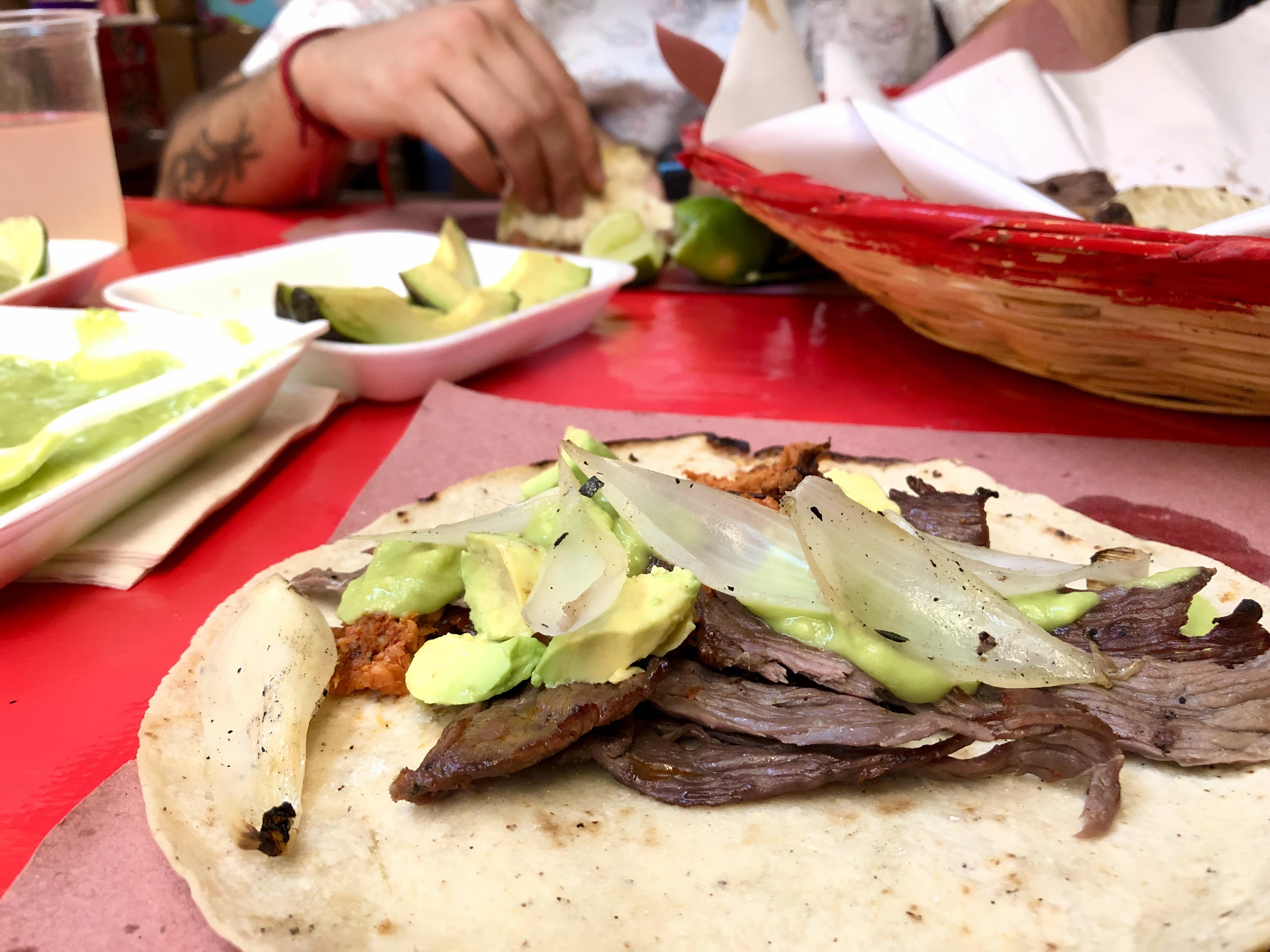 Pasillo de Humo Oaxaca